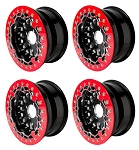 Team Alba Racing BAJA CRUSHER BEADLOCK WHEELS
