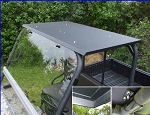 EMP Mule 3000 / 3010 and 4000 / 4010 Hard Top with LED Dome Light