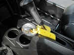 RZR Anti-Theft Shift Lock