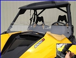 EMP Maverick Half Windshield / Wind Deflector