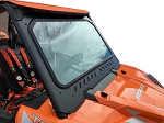 Moto Armor Full Glass Windshield with Vents