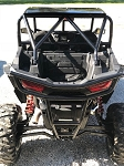 L&W Fab Polaris RZR 1000XP/Turbo XP Rear Bumper (2018)