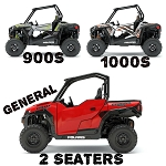 AllthingzUTV Polaris 900S - 1000S - General 2 Seater Tender Spring Kit