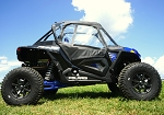 Falcon Ridge Polaris RZR Turbo S 2 Seater Cab Enclosure