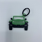 Jeep Wrangler JL Keychain (Color Matched Fenders)