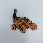 Can Am X3 Keychain