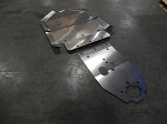 Polaris RZR XP 1000 Skid Plate