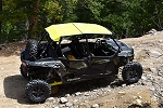 Polaris RZR XP4 1000 Low Boy Outlaw Roof