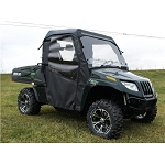 Over Armour Offroad Full Cab with Aero-Vent Polycarbonate windshield (Prowler with Round Tube Frame)