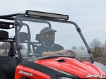 SuperATV Arctic Cat HDX/ Prowler Full Windshield
