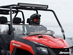 SuperATV Arctic Cat HDX/ Prowler Half Windshield