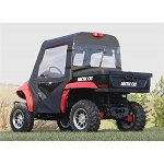 Over Armour Offroad Soft Door Rear Window Combo (Prowler With Square Tube Frame)