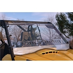 Falcon Ridge Can-Am Commander 1000  Aero-Vent windshield