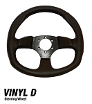Dragonfire Racing D Shaped UTV Steering Wheel