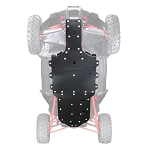 Factory UTV Honda Talon Three Eighths UHMW Skid Plate Kit