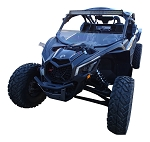 Can-Am Maverick X3 Base & DS Fender Flares (without stock fenders)
