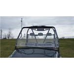 Over Armour Offroad Aero-Vent windshield (Round Tube Frame)