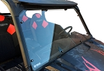 Moto Armor Hard Coated Full Windshield for Polaris General