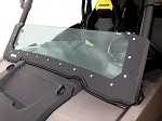 Moto Armor GLASS Half Windshield 15+ RZR