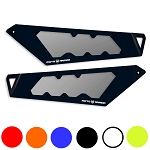 Moto Armor Headlight Covers (With Lenses) (6 colors)