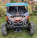 Gbuilt Racing Can-Am X3 Race Cage