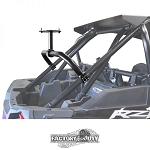 Factory UTV Polaris RZR XP4 Turbo S Steel Dual Clamp Spare Mount