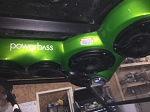 SXS Audio Can-am six 6x9 system