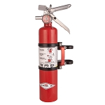 Axia Alloys Quick release fire extinguisher mount w/ 2.5lb extinguisher
