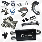 Aftermarket Assassins '17-'19 RZR XP Turbo / Turbo S Stage 4 Lock & Load Kit
