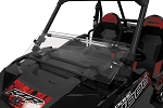 Dragonfire Racing Opt X Windshields (Half OR Fold-down) for Polaris RZR