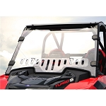 Over Armour Offroad 2019 Polaris RZR XP Turbo S Aero-Vent Polycarbonate Windshield