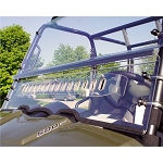 Falcon Ridge 2010-2013 Midsize Polaris Ranger Aero-Vent windshield