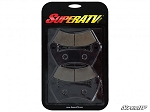 SuperATV Polaris RZR Brake Pads