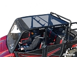 SuperATV Polaris Ranger 1000 CREW Tinted Roof