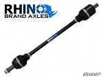 SuperATV Polaris RZR XP 900 Stock Length Axles - Rhino Brand