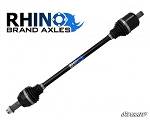 SuperATV RZR 570 Axles - Stock Length - Rhino