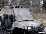 SuperATV RZR 170 Scratch Resistant Full Windshield