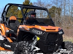 SuperATV Polaris RZR 900 / 1000 Half Windshield