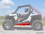 SuperATV Polaris RZR 900 / 1000 Heavy Duty Rock Sliders