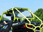 SuperATV Polaris RZR 900 Rear Windshield