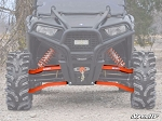 SuperATV Polaris RZR S 900 & S 1000 Forward Offset AtlasPro Boxed A Arms