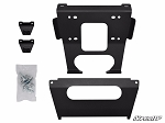 SuperATV RZR XP Turbo Winch Mount