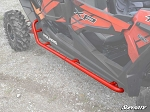 SuperATV Polaris RZR 4 900/1000/Turbo Rock Sliding Nerf Bars