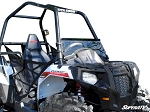 SuperATV Polaris Ace Scratch Resistant Half Windshield