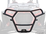 SuperATV Polaris RZR XP Turbo S Front Brush Guard