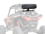 SuperATV Polaris RZR XP Turbo S Spare Tire Carrier