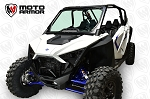 Moto Armor Full Glass Windshield for Polaris RZR PRO XP