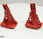 RT Pro RZR XP 900 Front Cage Mounts (Roll Cage Pillars)