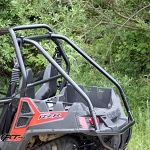 RT Pro RZR 570 Roll Cage Extension / Bumper Combo