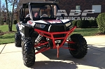 ABF Fabrication Polaris RZR XP 1000 Front Bumper